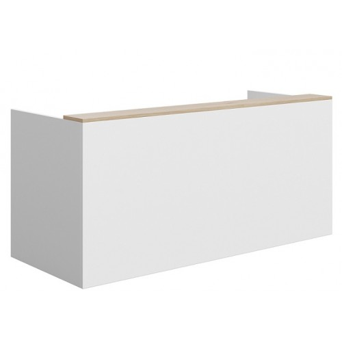 Mies CounterTop Customisable Reception Desk HUGE CHOICE OF COLOURS & CUSTOM SIZES AVAILABLE