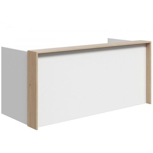 Mies Full Frame Customisable Reception Desk HUGE CHOICE OF COLOURS & CUSTOM SIZES AVAILABLE