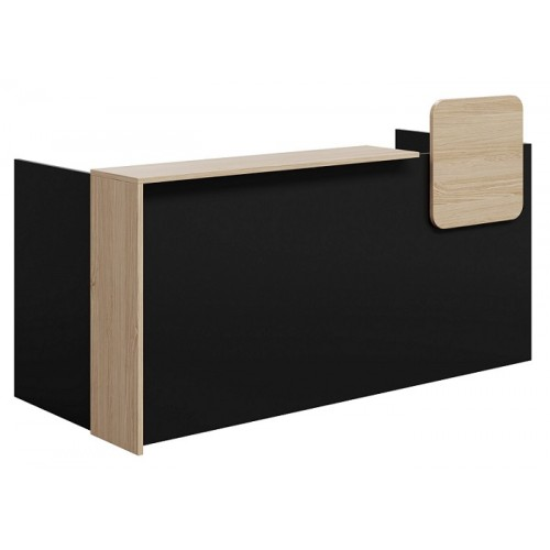 Mies Operator Customisable Reception Desk HUGE CHOICE OF COLOURS & CUSTOM SIZES AVAILABLE