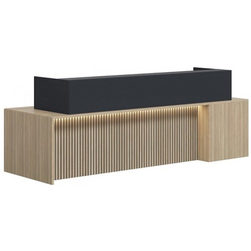 Sterling Reception Desk HUGE CHOICE OF COLOURS & CUSTOM SIZES AVAILABLE