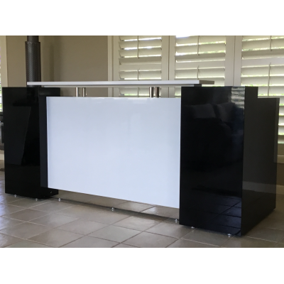 Mosman Reception Desk - FREE DELIVERY AND ASSEMBLY (SYDNEY ONLY)