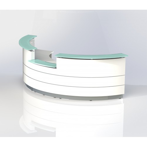 Polaris Reception Counter Model H