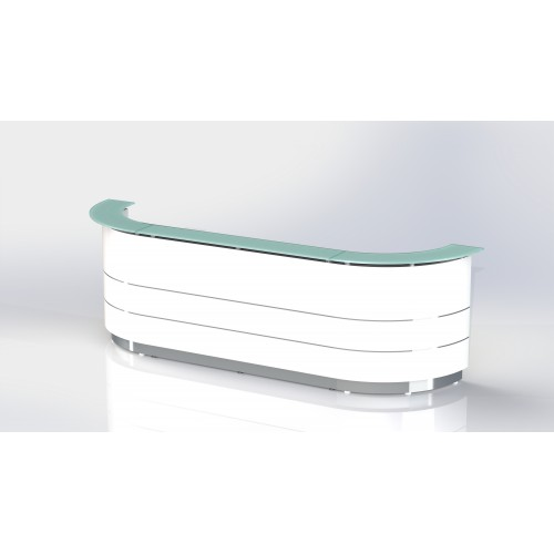 Polaris Reception Counter Model A