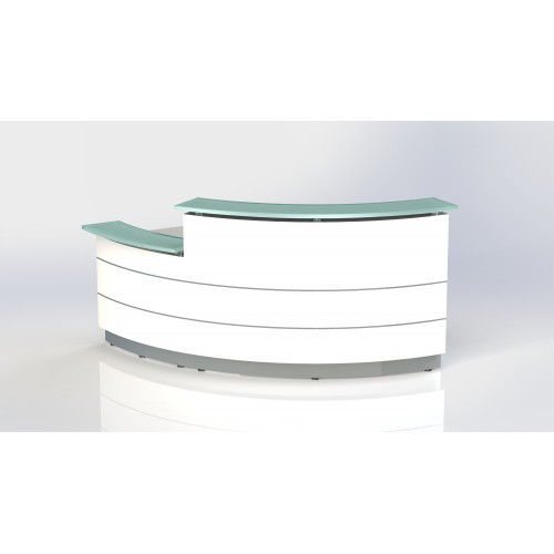 Polaris Reception Counter Model F