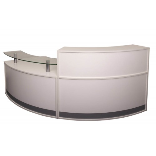 Rapidline Modular Reception Desk