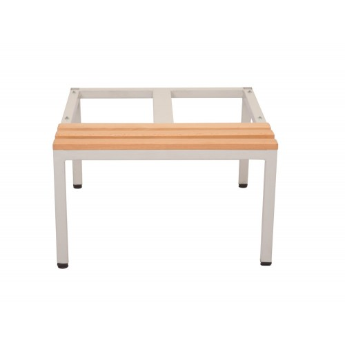 GO Locker Stand with Bench