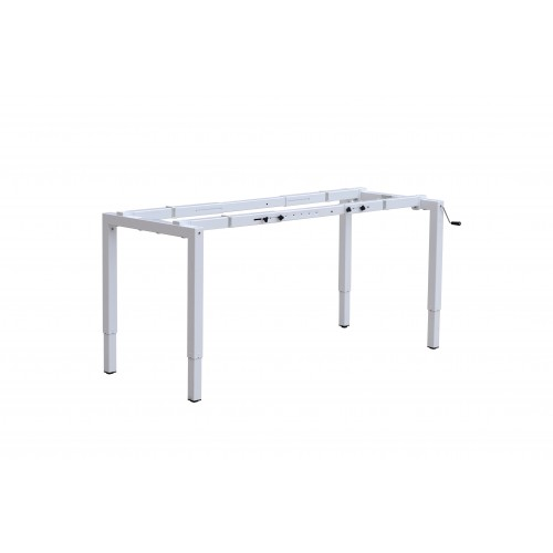Adjustable Metal Table Frame