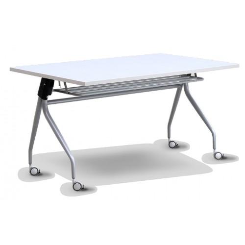 Flip Table (C) ECONOMY Frame with Melamine Top 25mm