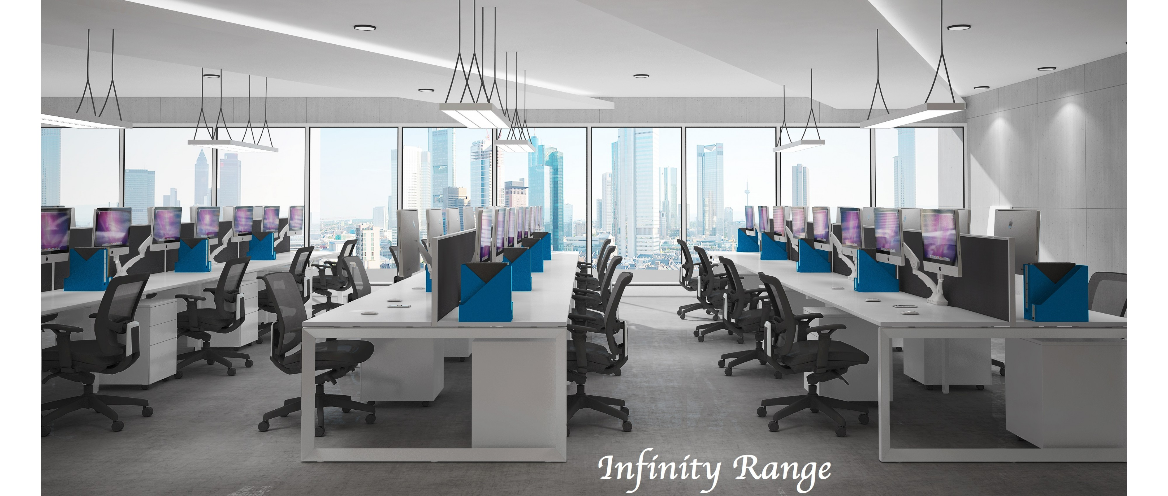 Infinity Range Workstations
